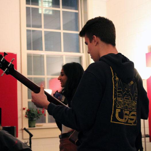 Recording Acoustic Instruments